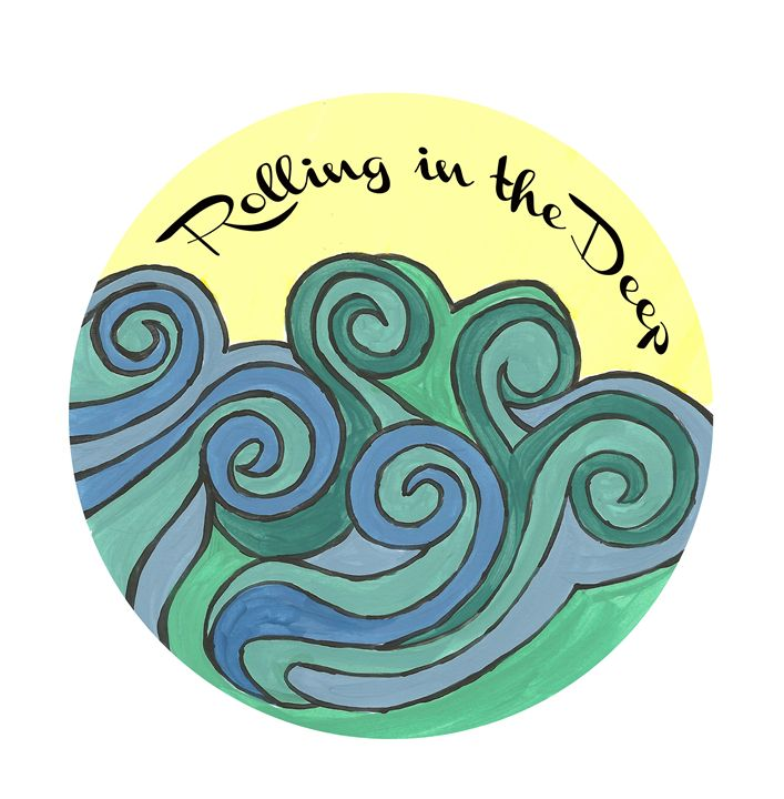 Rolling in the Deep - Melly Luna Designs
