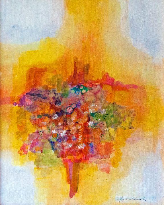 Wedding Bouquet - Lynn Beverly Schwartz