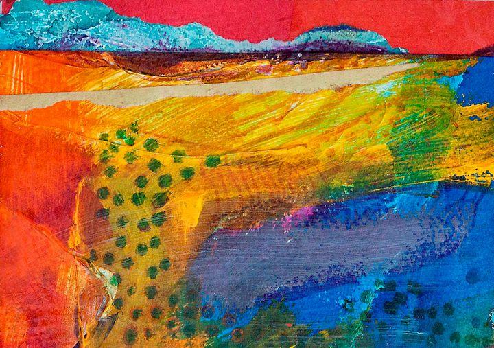 Landscape - Lynn Beverly Schwartz