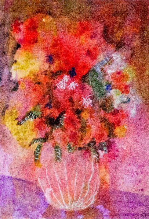 Bouquet - Lynn Beverly Schwartz