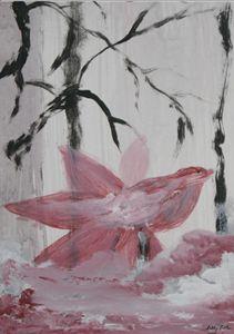 Acrylic 345 Redbird
