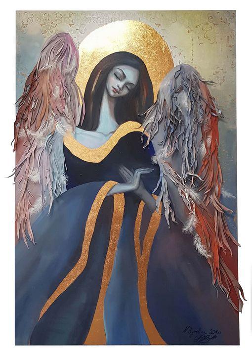 Angel of Silence - ONLINE ART GALLERY