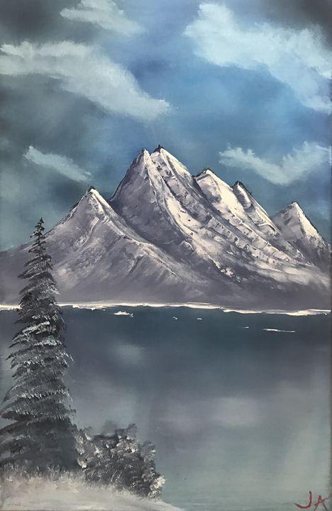 Arctic Mountains - Jacob Alexander Arnold