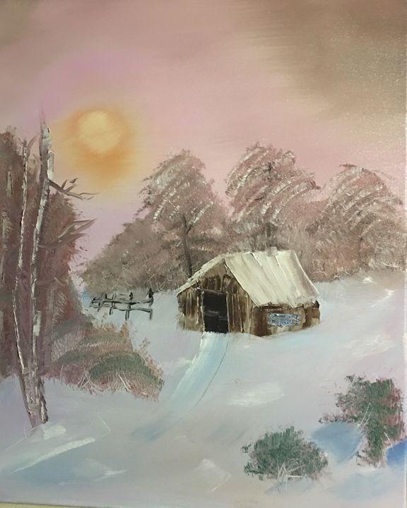 Warm Winter Day - Jacob Alexander Arnold