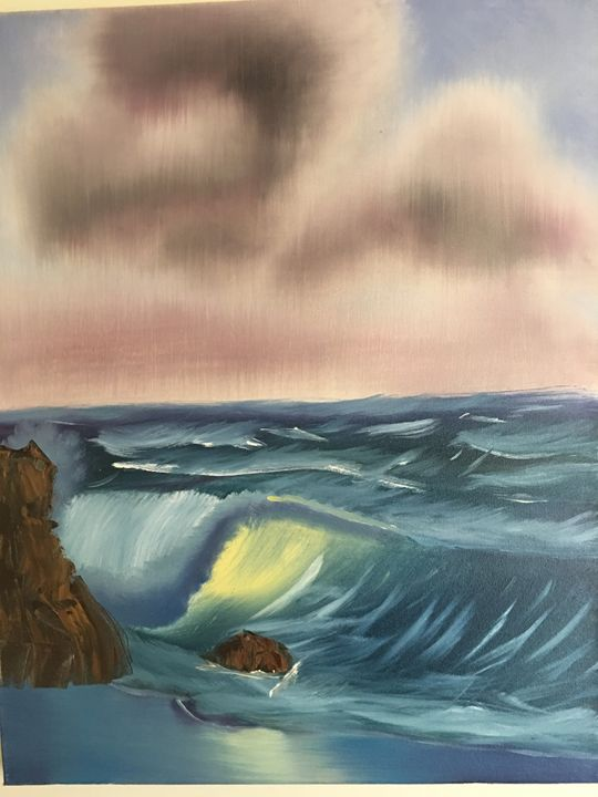 Storm Brewing - Jacob Alexander Arnold