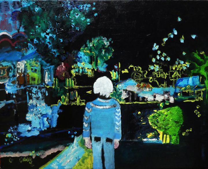 Night bound in a flash - Galerie VUE