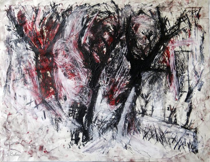 The Winter Trees - Galerie VUE