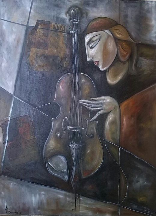 Violin -  Daliborlee