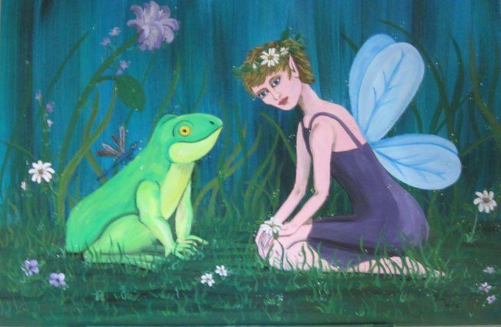 Faerie Prince? - Dream in Color