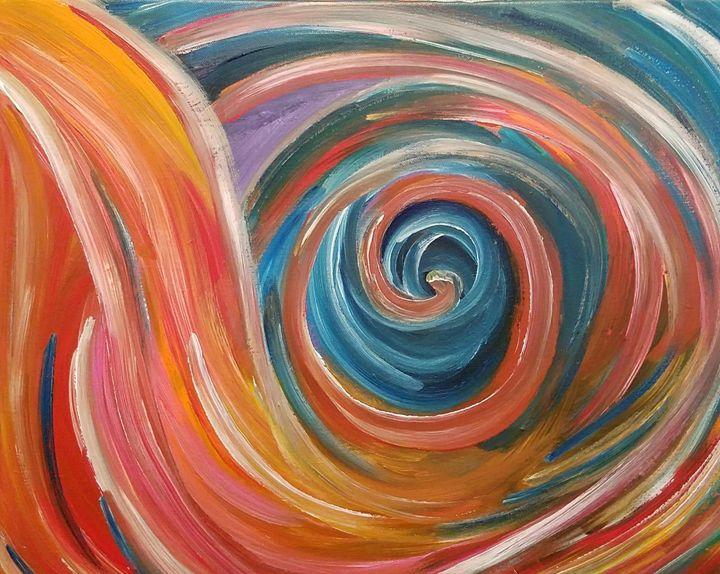 Draining - Dream in Color