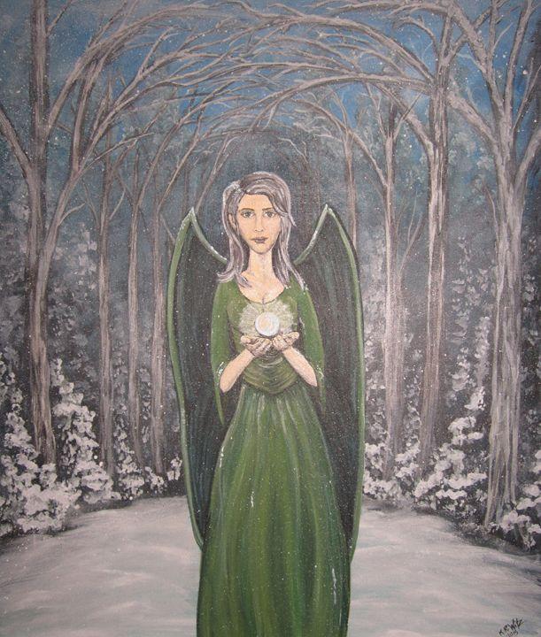 Evergreen Faerie - Dream in Color