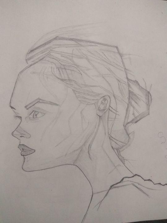 Sketching - Aishdhyas artworld