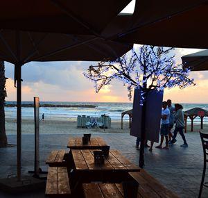 Tel Aviv Beachside - Amanda Chaplin