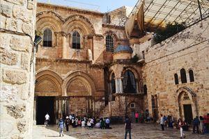 Church of Holy Sepulchre - Amanda Chaplin
