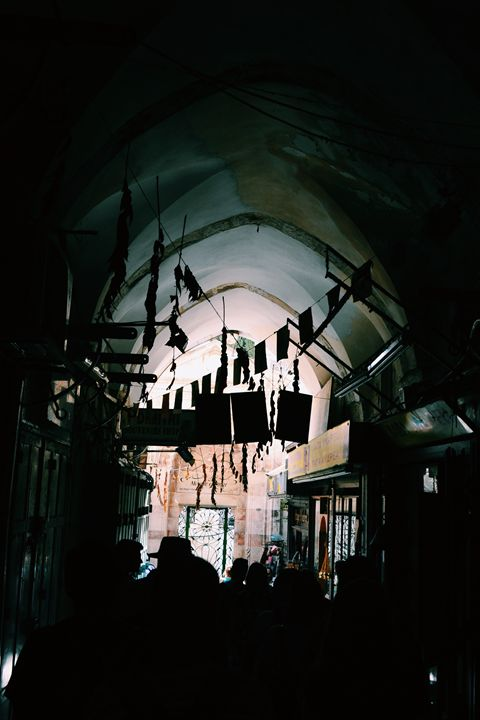 Old City Jerusalem - Amanda Chaplin