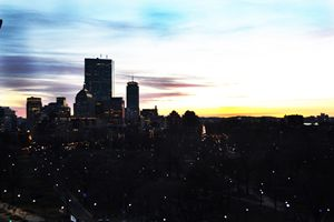 Park Street Sunset