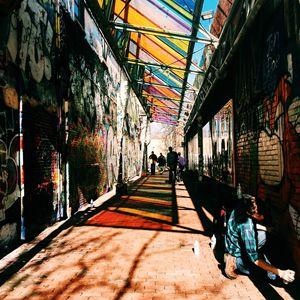 Cambridge Graffitti