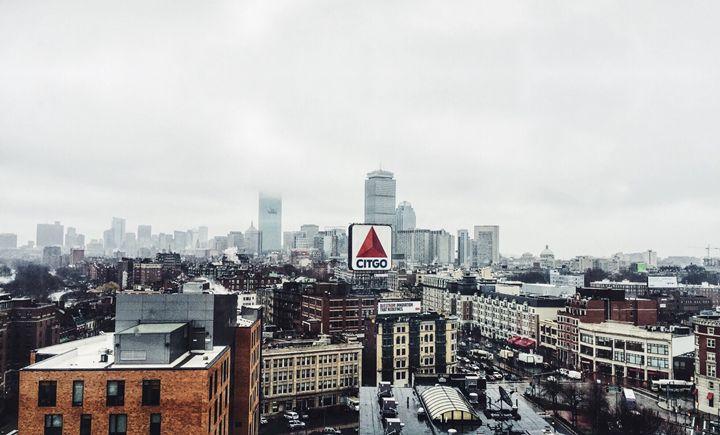 Boston View - Amanda Chaplin