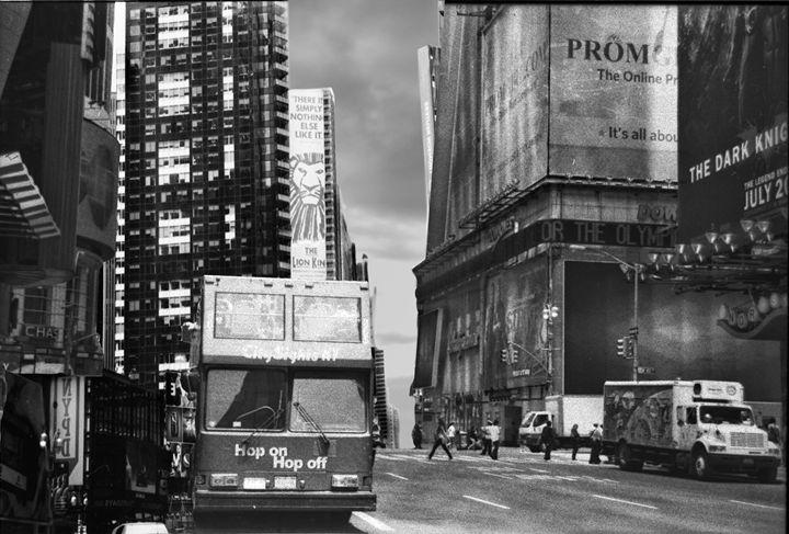 NYC - Amanda Chaplin