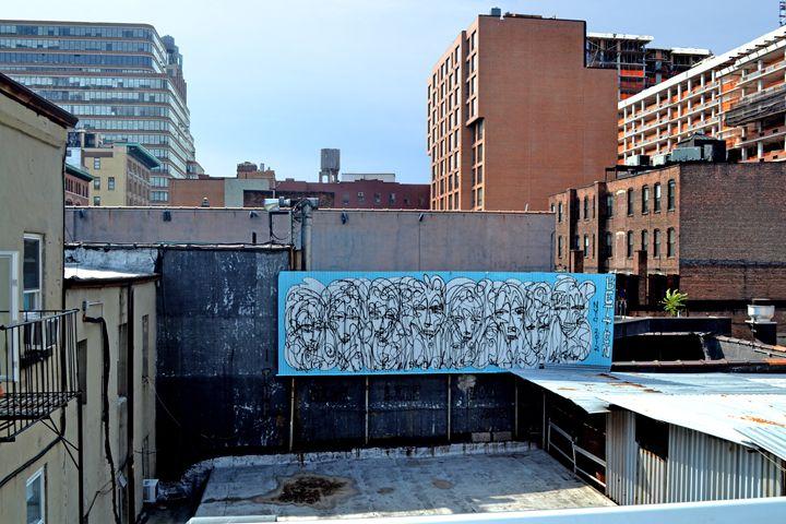 Highline, New York - Amanda Chaplin