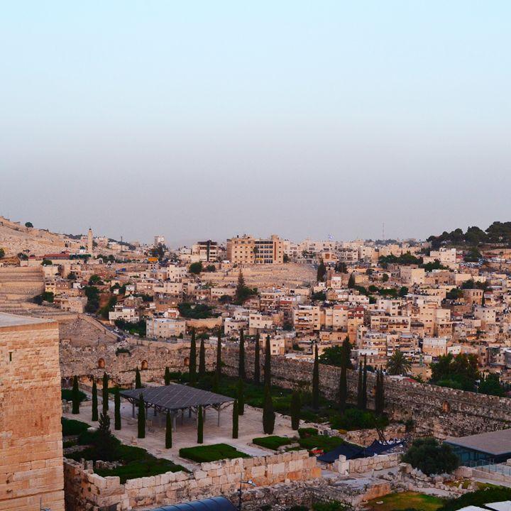 Jerusalem - Amanda Chaplin