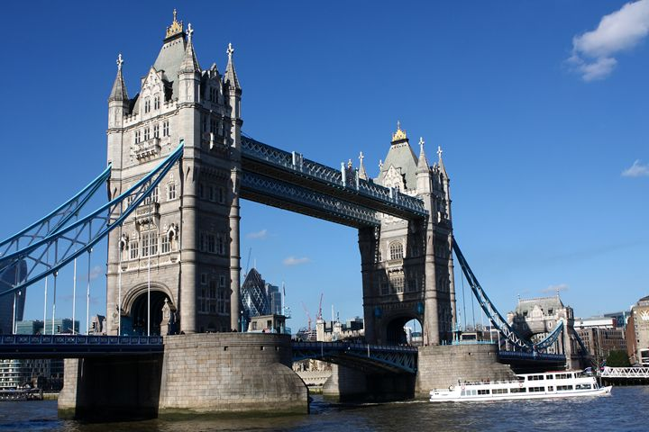 Tower Bridge, London, England - Aidan Moran Photography