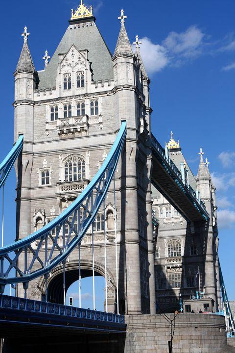 Tower Bridge, London, United Kingdom - Aidan Moran Photography