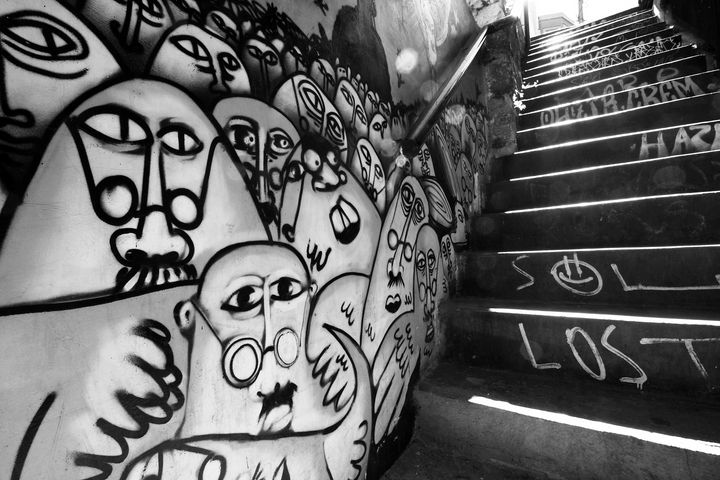 The Streets Have Eyes - Aidan Moran Photography
