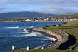 Waterville, An Irish Seaside Village