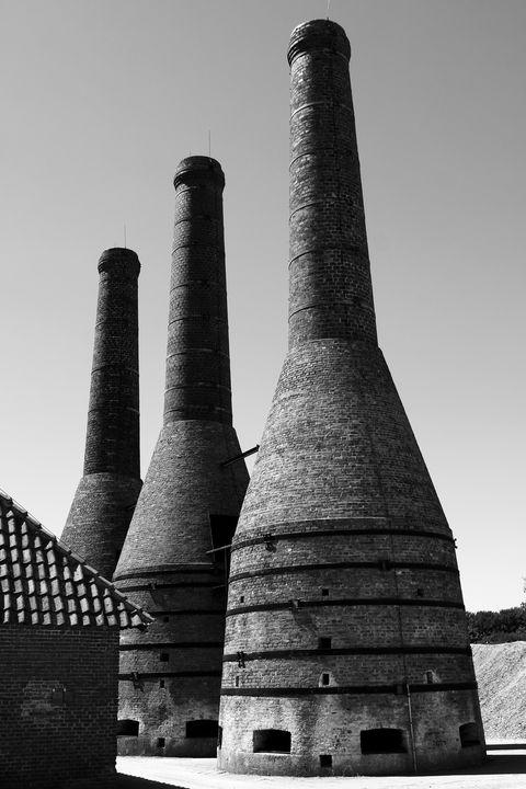 Chimney Stacks - Aidan Moran Photography