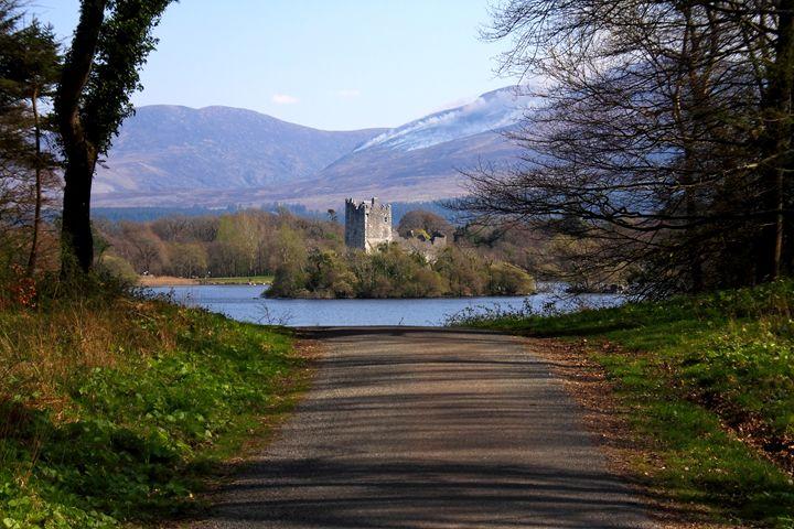 Castle On The Lakes - Aidan Moran Photography