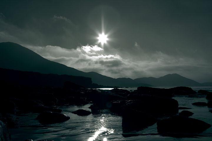 Eight Pointed Star - Aidan Moran Photography