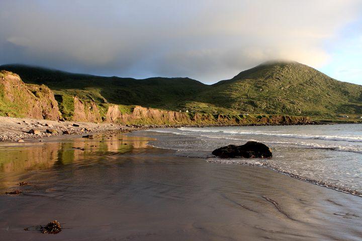 Seaside Reflections, County Kerry - Aidan Moran Photography