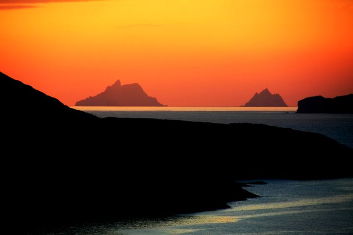 Skellig Islands - Aidan Moran Photography