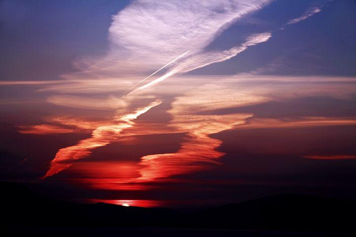 Sunset Dance - Aidan Moran Photography