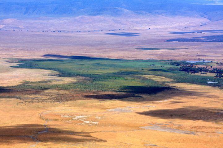Ngorongoro Crater, Tanzania - Aidan Moran Photography
