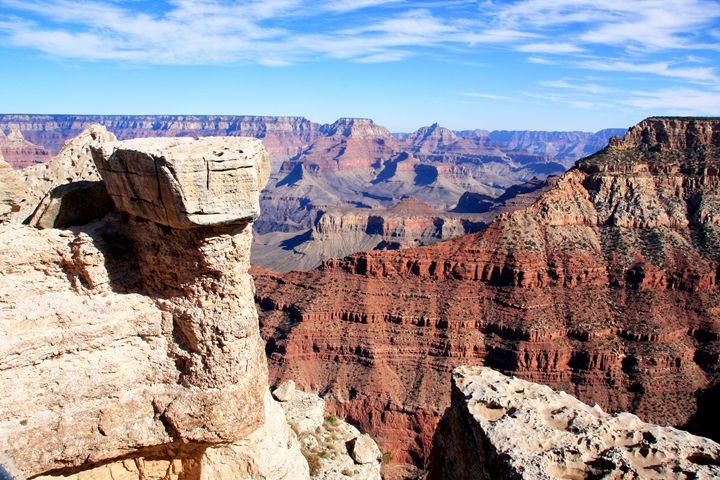 Grand Canyon, South Rim View - Aidan Moran Photography