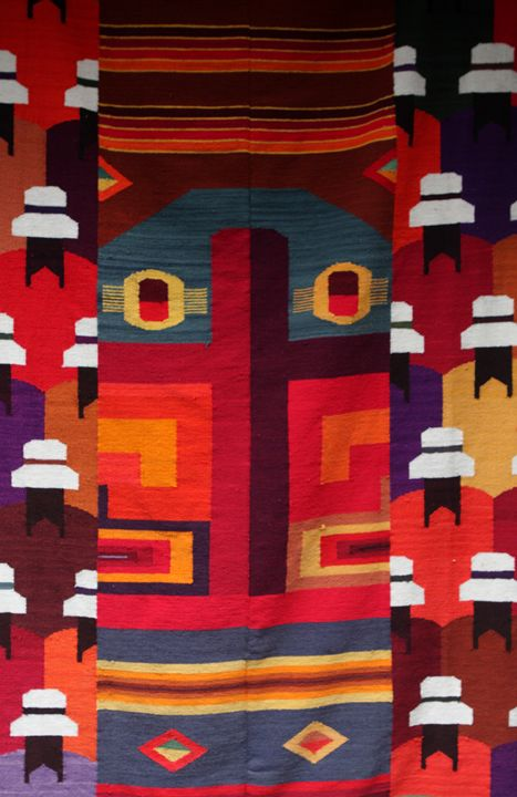 Andean Fabric, Peru - Aidan Moran Photography
