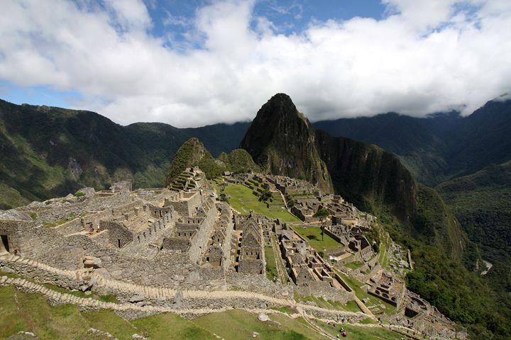 Machu Picchu, Peru, South America - Aidan Moran Photography