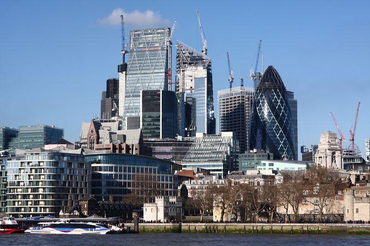 City of London - Aidan Moran Photography