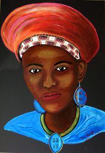 Zulu Lady