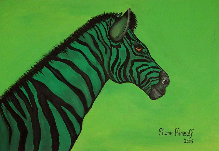 Zebra - Pilane Himself