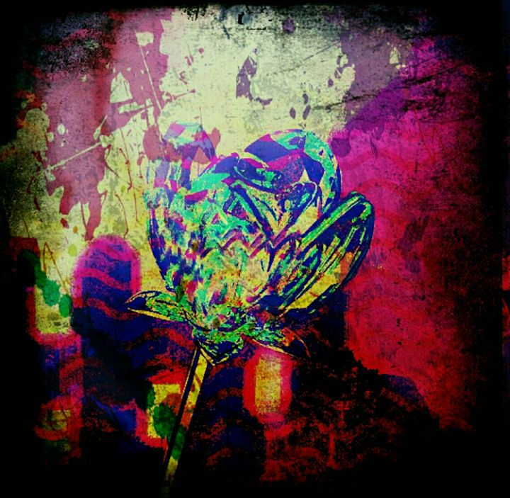 Abstract rose - Xtr