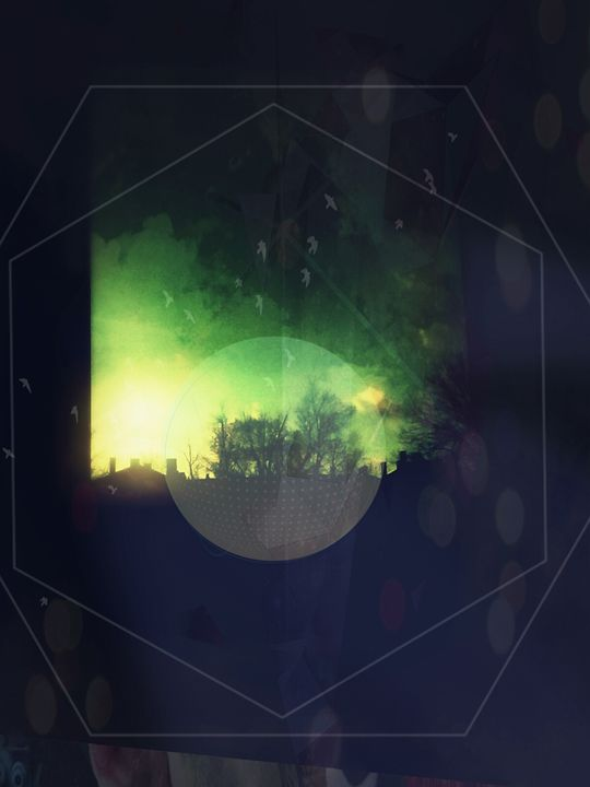 Green sky - Xtr