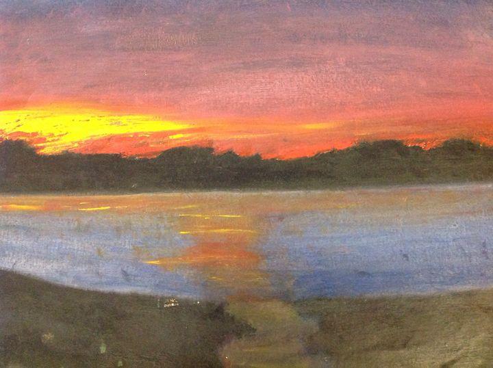 Sunset - divaki