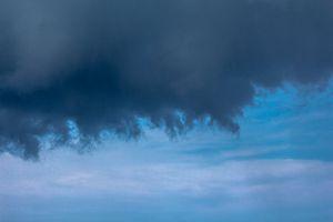 Rorschach Storm Clouds