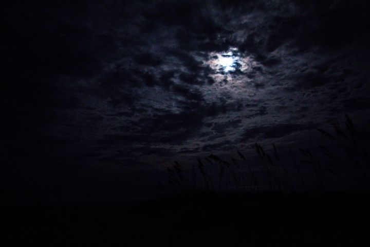 Full Moon Under Cover - Abstract Thinking