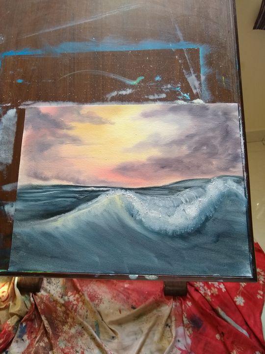 gigantic waves - MAUN