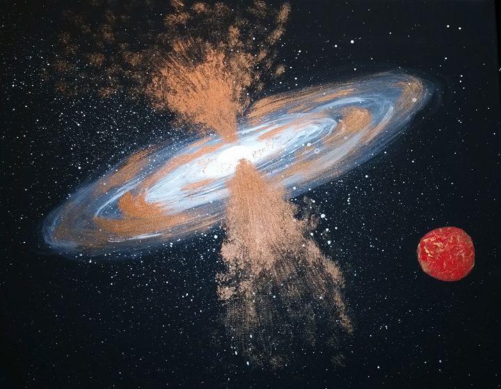 Rebirth - Cosmic Art