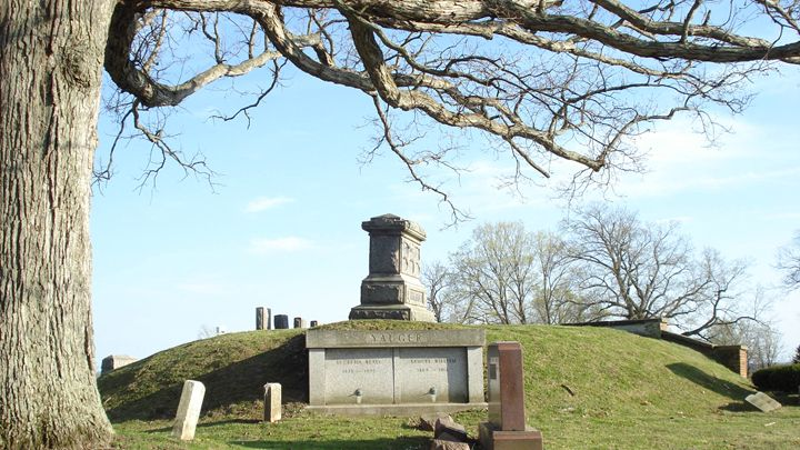 graves - liliann